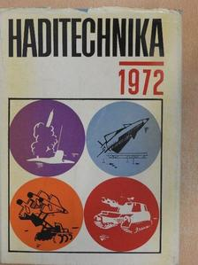 Bálint János - Haditechnika 1972. [antikvár]