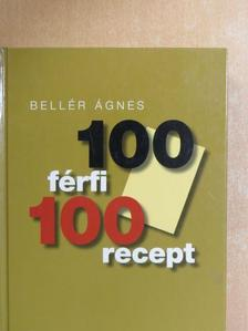 András Ferenc - 100 férfi, 100 recept [antikvár]