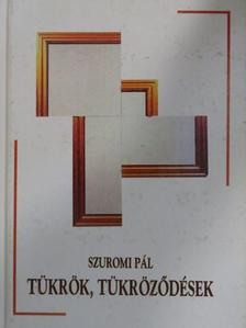 Szuromi Pál - Tükrök, tükröződések [antikvár]