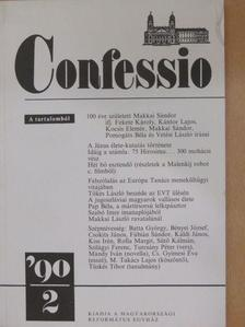Barcza József - Confessio 1990/2. [antikvár]