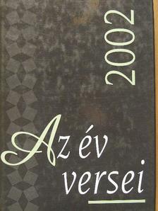 Jász Attila - Az év versei 2002 [antikvár]