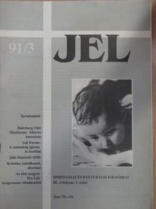 Aszalós János - Jel 1991/3. [antikvár]