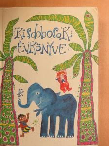 Bakó Ágnes - Kisdobosok évkönyve 1984 [antikvár]