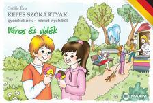 Csölle Éva - Képes szókártyák gyerekeknek - német nyelvből - Város és vidék