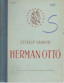 Székely Sándor - Herman Ottó [antikvár]