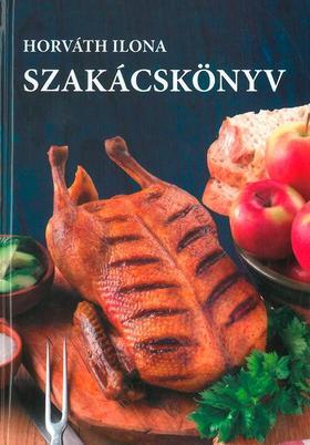 HORVÁTH ILONA - Horváth Ilona szakácskönyv - kötött /kék/