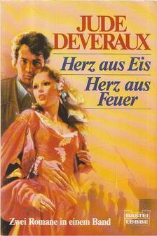 Jude Deveraux - Herz aus Eis / Herz aus Feuer [antikvár]