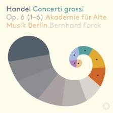 Handel - CONCERTI GROSSI CD FORCK