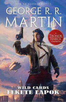 George R. R. Martin - Fekete lapok [antikvár]