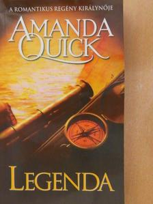 Amanda Quick - Legenda [antikvár]