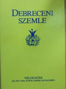 Aujeszky László - Debreceni Szemle [antikvár]
