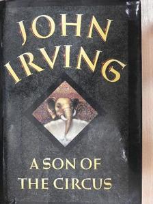 John Irving - A son of the circus [antikvár]