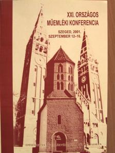Bartha László - XXI. Országos Műemléki Konferencia [antikvár]