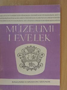 Barna Gábor - Múzeumi levelek 31-32. [antikvár]