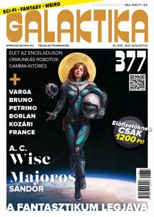 Katalin (főszerk.) Mund - Galaktika 377 [eKönyv: pdf]