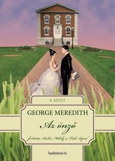 GEORGE MEREDITH - Az önző II. kötet [eKönyv: epub, mobi]