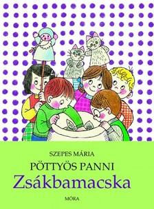 SZEPES MÁRIA - Pöttyös Panni - Zsákbamacska [eKönyv: epub, mobi]