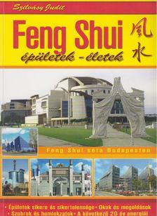 Szilvásy Judit - Feng Shui - Épületek - életek [antikvár]