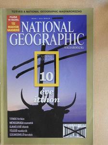 Brook Larmer - National Geographic Magyarország 2013. április [antikvár]