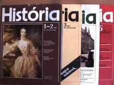Arrabona Júlia - História 1989/1-6. [antikvár]