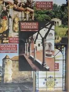 Ágostházi László - Műemlékvédelem 2003. (nem teljes évfolyam) [antikvár]