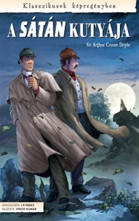 Arthur Conan Doyle - A sátán kutyája (képregény) [eKönyv: pdf]