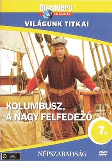 Kolumbusz - A nagy felfedező (DVD)