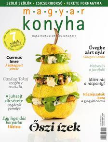 Magyar Konyha - Magyar Konyha - 2020. szeptember (44. évfolyam 9. szám)