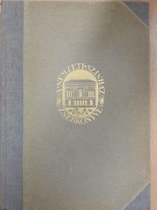 Bálint Lajos - A Nemzeti Színház és Kamaraszínházának zsebkönyve 1931. [antikvár]