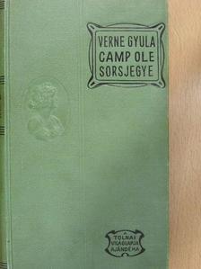 Verne Gyula - Kamp Ole sorsjegye [antikvár]