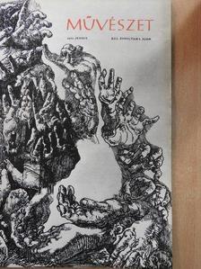Aszalós Endre - Művészet 1972. június [antikvár]
