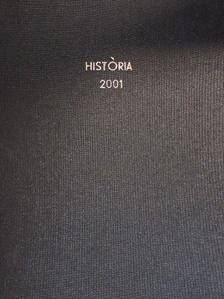 B. Szabó Károly - História 2001/1-10. [antikvár]