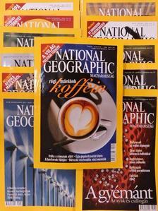 Carol Kaufmann - National Geographic Magyarország 2005. január-december [antikvár]