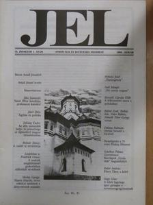 Bálint Zsolt - Jel 1994. január [antikvár]