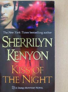 Sherrilyn Kenyon - Kiss of the night [antikvár]