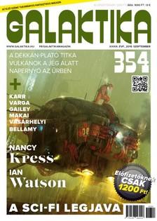 Katalin (főszerk.) Mund - Galaktika 354 [eKönyv: pdf]