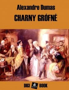 Alexandre DUMAS - Charny grófné [eKönyv: epub, mobi]
