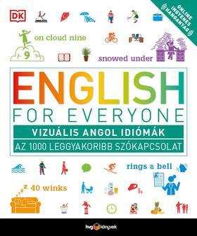 English for Everyone - Vizuális angol idiómák