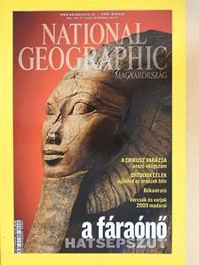 George Johnson - National Geographic Magyarország 2009. április [antikvár]