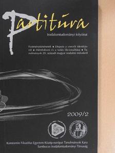 Bartis Imre - Partitúra 2009/2. [antikvár]