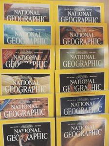 Bill Bryson - National Geographic January-December 1998. [antikvár]