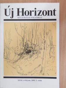 Balogh Elemér - Új Horizont 2003/1. [antikvár]