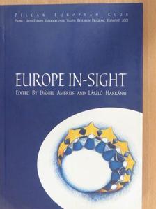 Attila Pók - Europe In-Sight [antikvár]