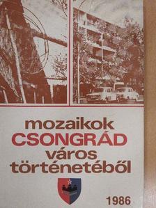 Dudás Lajos - Mozaikok Csongrád város történetéből 1986. [antikvár]
