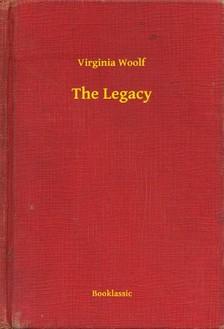 Virginia Woolf - The Legacy [eKönyv: epub, mobi]