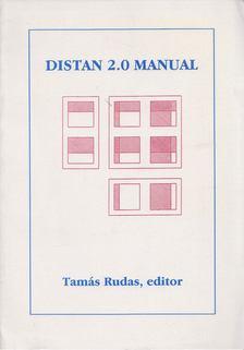 RUDAS TAMÁS - Distan 2.0 manual [antikvár]