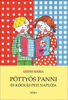 SZEPES MÁRIA - Pöttyös Panni és Kockás Peti naplója [eKönyv: epub, mobi]