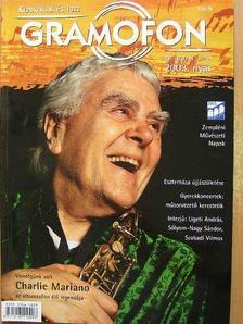 Nagy Márta - Gramofon 2003. nyár [antikvár]