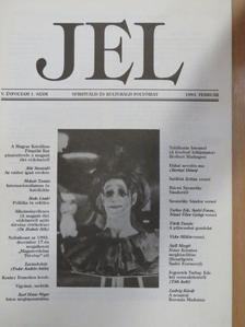 Boda László - Jel 1993. február [antikvár]