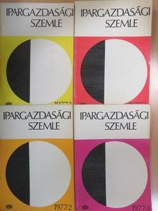 Andics Jenő - Ipargazdasági Szemle 1977/1-4. [antikvár]